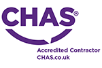Chas Accrediation Logo