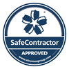 Safe Contractor Accrediation Logo