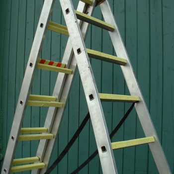 Evergrip Ladder Rung Covers Installation
