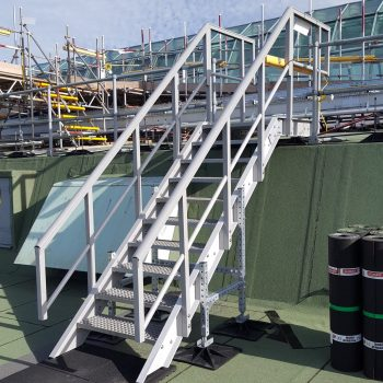 Evergrip Meadowhall GRP Stairs