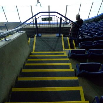 Overview of Anti-slip stairs