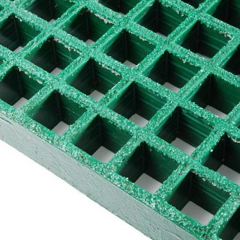 Moulded GRP Anti-Slip Gritted Grating