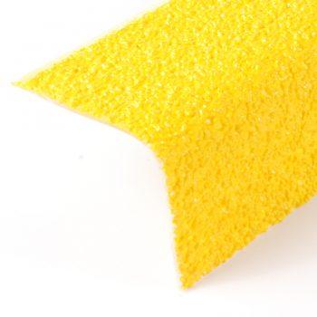 Anti-Slip Flooring Stair Nosing Yellow