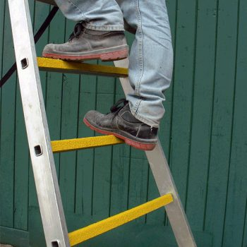 Anti-Slip Flooring Ladder Rung Cover