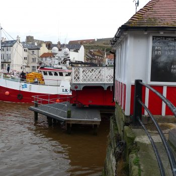 Evergrip GRP Grating Installation at Whitby Bridge