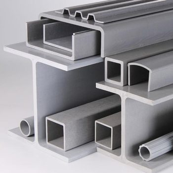 GRP Pultruded Section Types