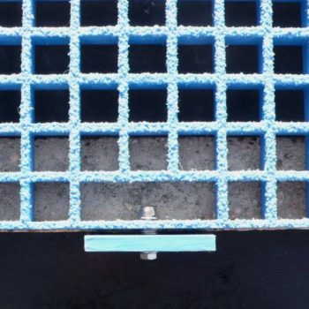 GRP Railway Systems Catch Pit Cover Bracket