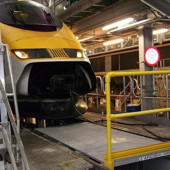 GRP Railway Systems Access Ramp