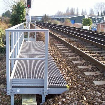 Evergrip Railway Platform Surfaces