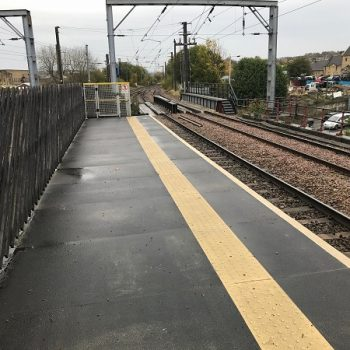 Evergrip Shipley Station Extension
