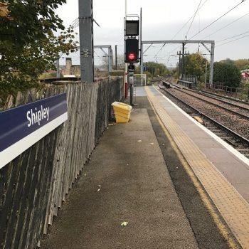 Shipley Station Evergrip Plaform Extension