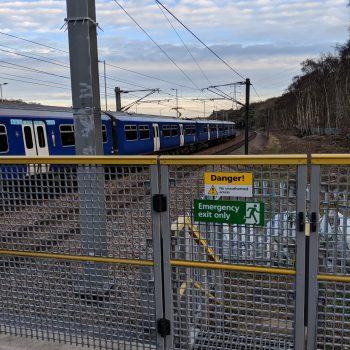 Evergrip End of Platform Gates and Fences