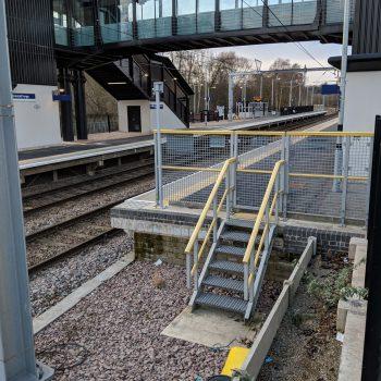 Evergrip GRP Platform Gates and Fences
