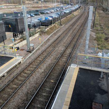 Evergrip Platform Gates and Fences Installed