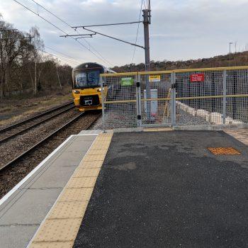 Evergrip Rail Platform Gates and Fences