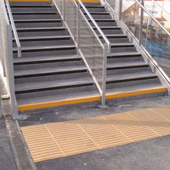 Evergrip Tactile Paving Installed